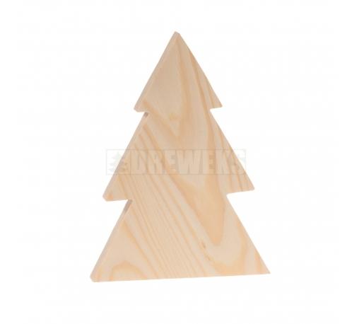 Christmas tree - small/ solid