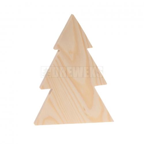 Christmas tree - medium/ solid