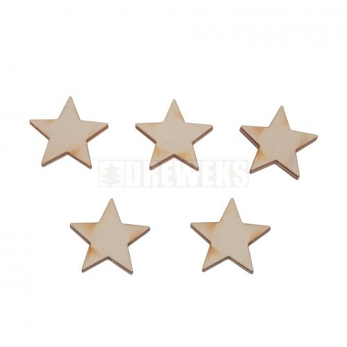 Gwiazdki 20 mm - 5 szt
