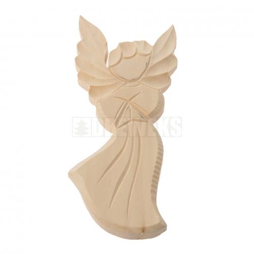 Angel - bas-relief