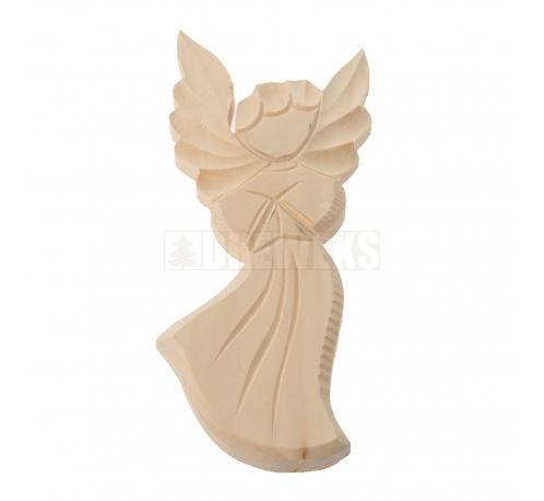 Aniołek płaskorzeźba