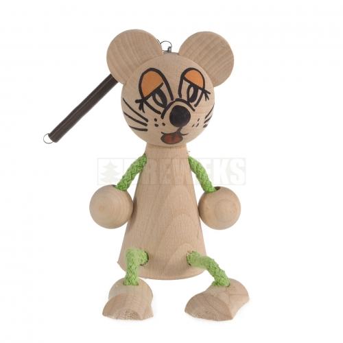 Mysz na sprężynce