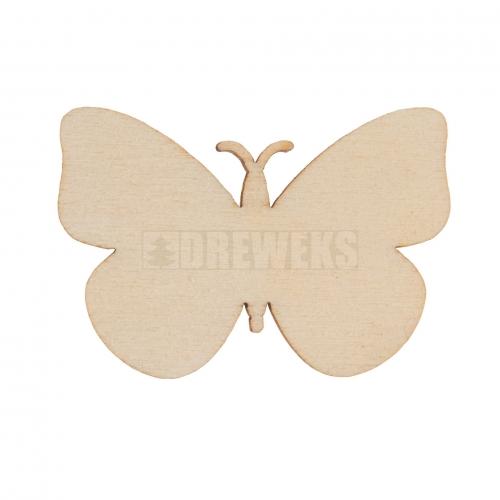 Motylek - scrapka