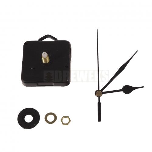 Mechanizm krótki + wskazówki proste 7,2cm