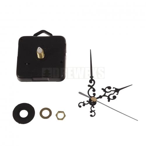 Mechanizm krótki + krótkie wskazówki 6,8cm