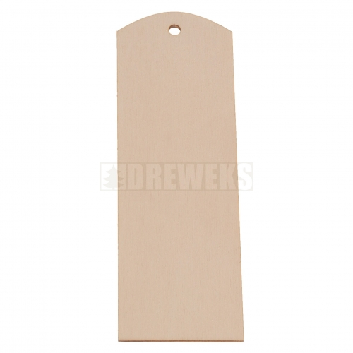 Plywood bookmark