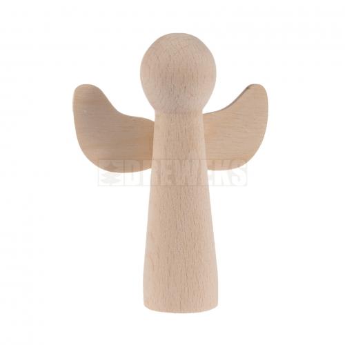 Angel shaped figure - elements