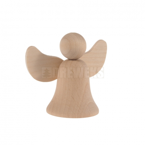 Angel shaped bell - elements