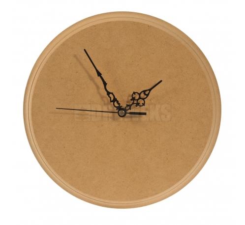 Zegar koło MDF