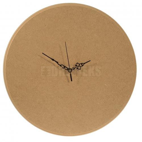 Clock - MDF material 400mm