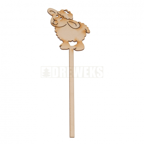 Ram on a stick - plywood