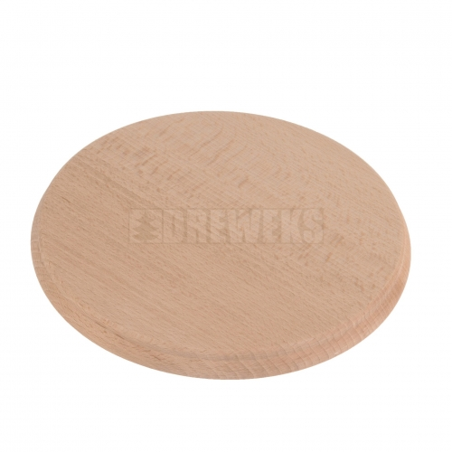 Chopping board round