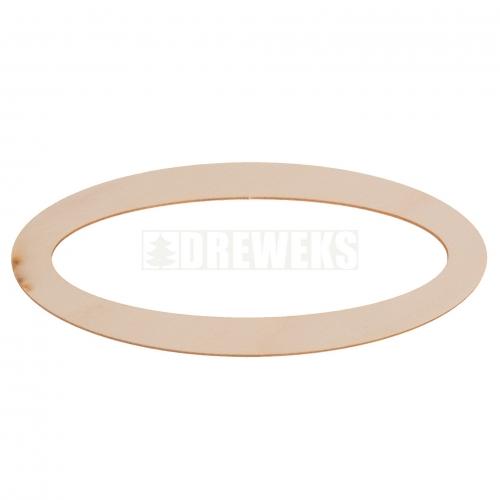 Bookmark / door hanger oval 1