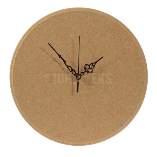 Clock - MDF material 300mm