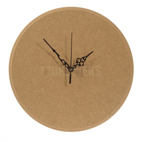 Zegar koło MDF 30cm
