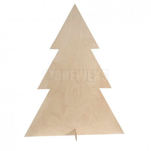 Big christmas tree - 70 cm on a base
