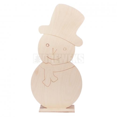 Snowman 48cm