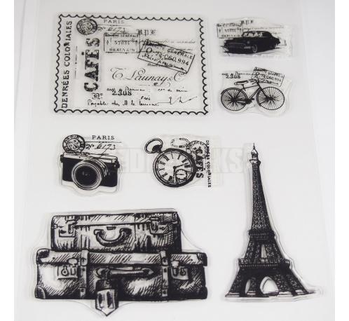 Stemple duże - Paris