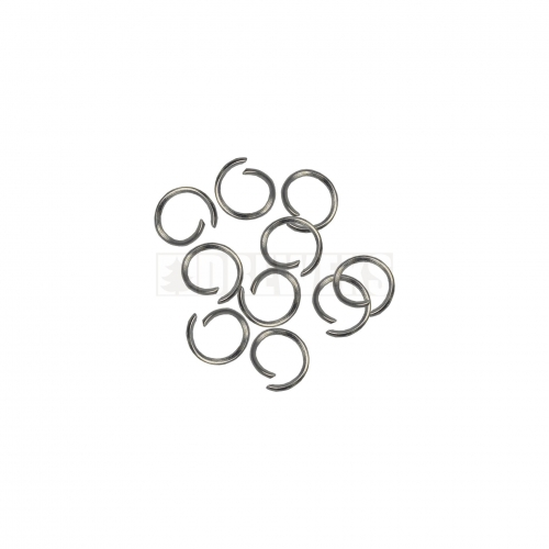 Jump rings 10mm - 10 pieces