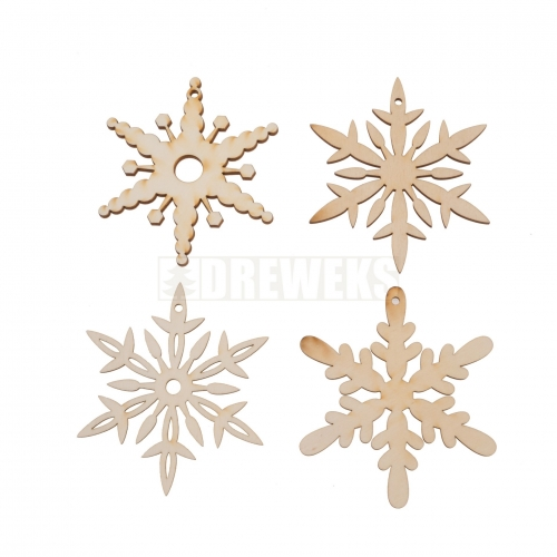 Christmas decoration - snowflake