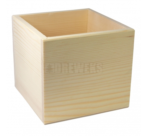 Container for napkins - square
