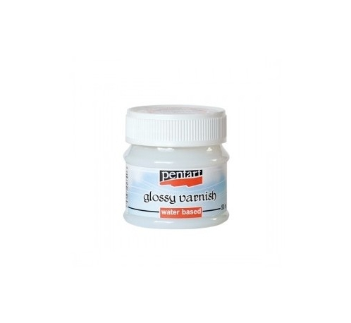 Glue with varnish 50ml