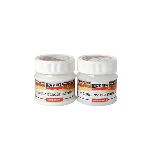 Crackle varnish 100ml (2-component)
