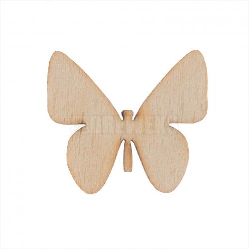 Wycinanka mała, scrapka - motylek (5szt.)