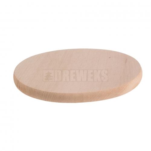 Deska okrągła duża / zawieszka