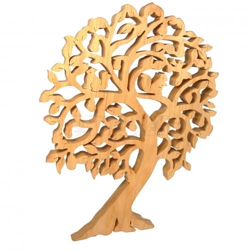 Drzewko drewniane