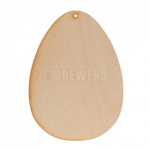 Zawieszka - jajko średnie