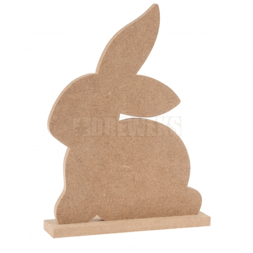 Hare - MDF material