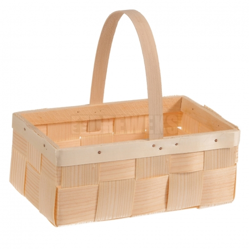 Luba basket - rectangular