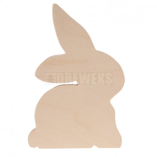 Egg stand - rabbit