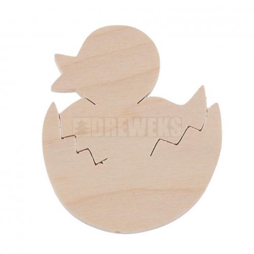 Zawieszka - kurczak w skorupce