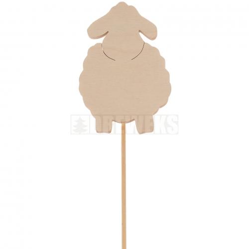 Egg sheep + stick