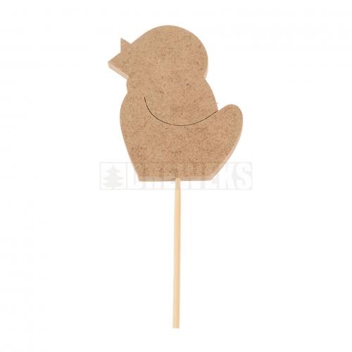 Kurczak MDF H7,5cm