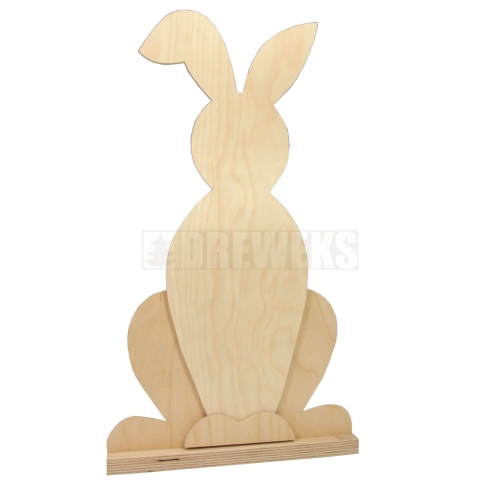 Standing Easter bunny 50cm