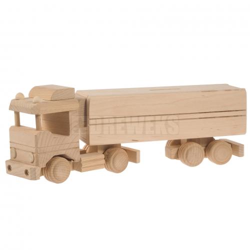 Ciężarówka skarbonka