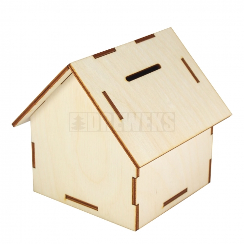 Money box - house