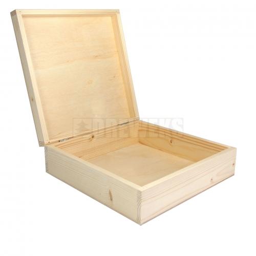 Pudełko / kasetka kwadratowa