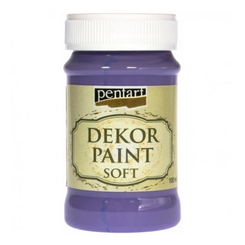 PENTART farba kredowa 100 ml - LILA