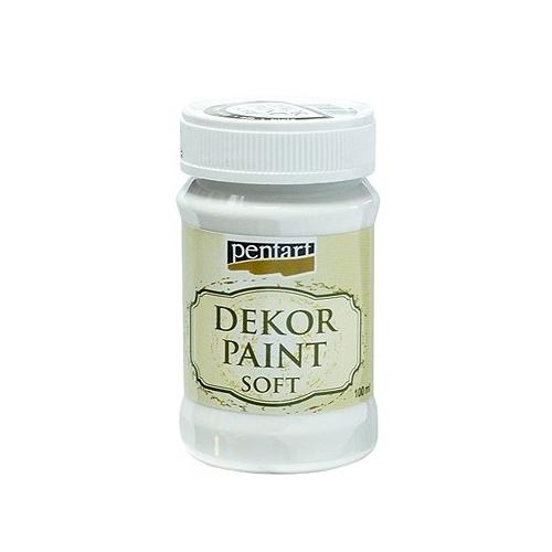 PENTART farba kredowa 100 ml - róż wiktoriański
