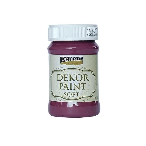 PENTART chalk paint 100 ml - white