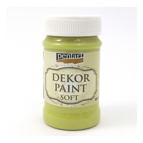 PENTART chalk paint 100 ml - burgundy red