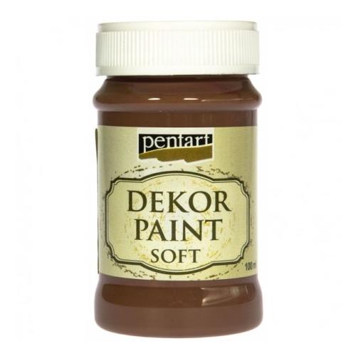 PENTART farba kredowa 100 ml - żółty