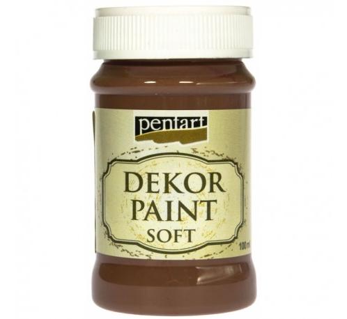 PENTART chalk paint 100 ml - yellow