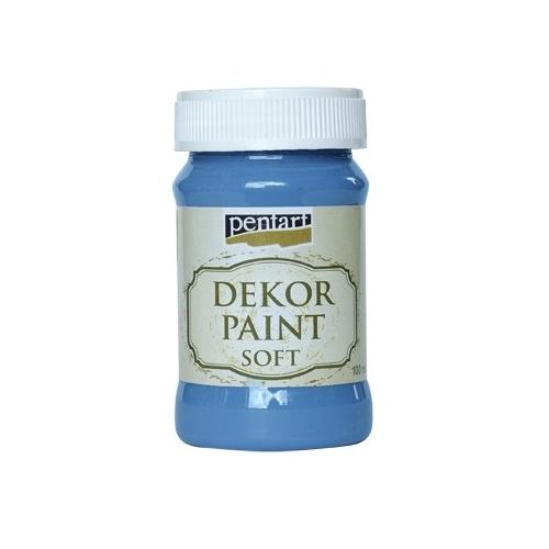PENTART chalk paint 100 ml - vintage brown