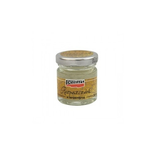 Turpentine based solvent 30ml