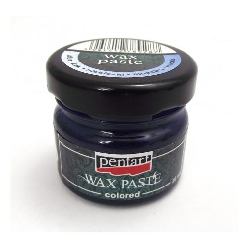 PENTART kolorowa pasta woskowa 20ml - oliwkowy